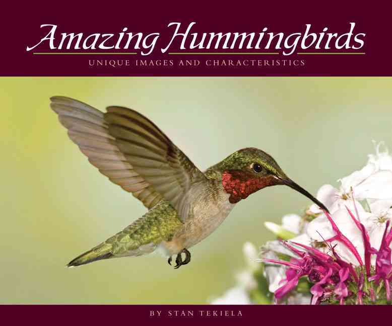 Amazing Hummingbirds By Tekiela, Stan